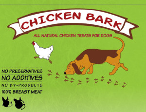 Dog Bark Naturals - Chicken Bark